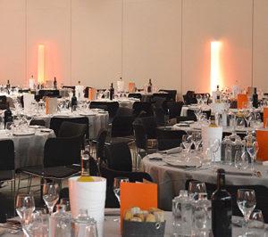 Votre restauration pour vos déjeuner, dîners et soirée d'entreprise est produite aux Salons de l'aveyron