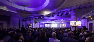 Grande salle de reunion pour des groupe de 300 à 500 personnes
