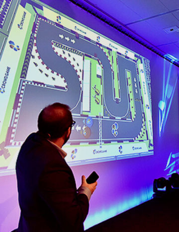 nous proposons des animations interactives pour vos réunions