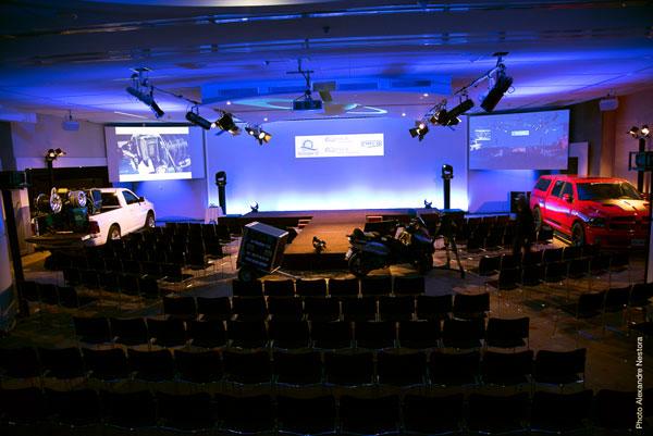 Lancement de véhicule utilitaires pour Marie de Paris