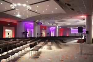 espace vide pour réunion, et conférences professionnelles